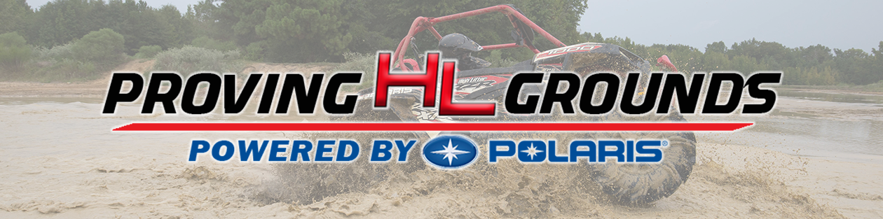 High Lifter Proving Grounds, Powered by Polaris
